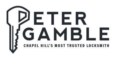 Peter Gamble Sticky Logo